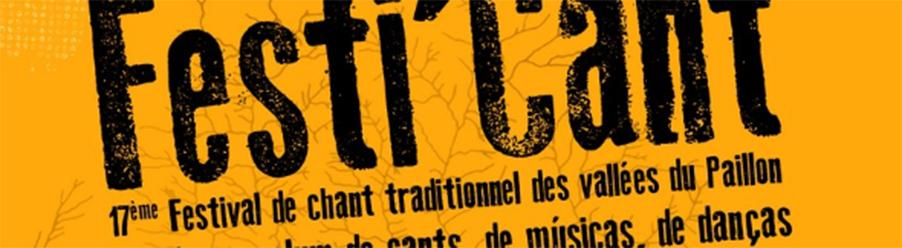 Programme du 17ème Festi'Cant.