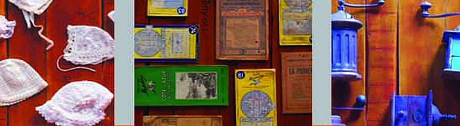 Musée : les objets des réserves s'exposent