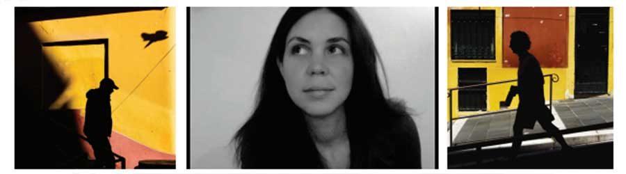 Médiathèque de Contes. Fanny Genoux, photographe mi-ombre, mi-lumière