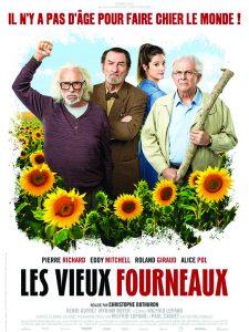 Cinéma - Les Vieux Fourneaux @ Maison pour Tous | Contes | Provence-Alpes-Côte d'Azur | France