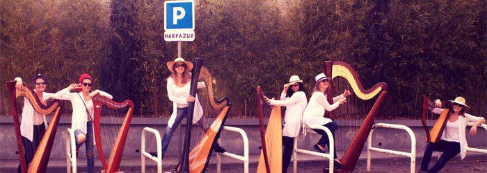 Sextuor de harpes