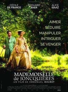 Cinéma - Mademoiselle de Joncquières @ Maison pour Tous