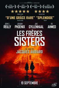 Cinéma - Les frères Sisters @ Maison pour Tous