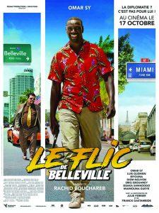Cinéma - Le flic de Belleville @ Maison pour tous