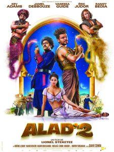 Cinéma -  Alad'2 @ Maison pour tous