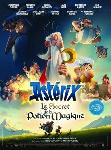 Ciné - Astérix - Le secret de la potion magique @ Maison pour tous