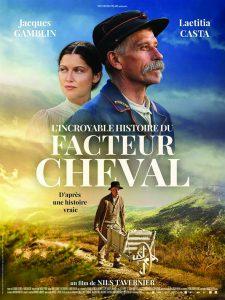 Cinéma - L'incroyable histoire du facteur cheval @ Maison pour tous