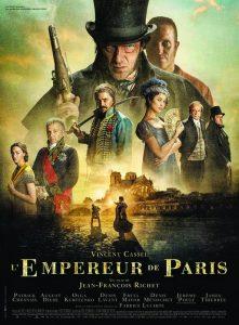 Cinéma - L'Empereur de Paris @ Maison pour Tous