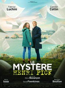 Cinéma -Le mystère Henri Pick @ Maison pour tous