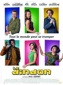 Ciné-Resto - Le dindon @ Maison pour tous