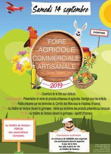 Foire agricole des Paillons