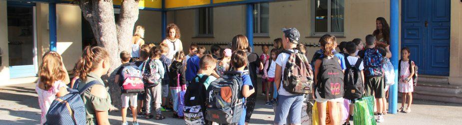 Rentrée scolaire des enfants que les parents consultés, souhaitent re-scolariser.